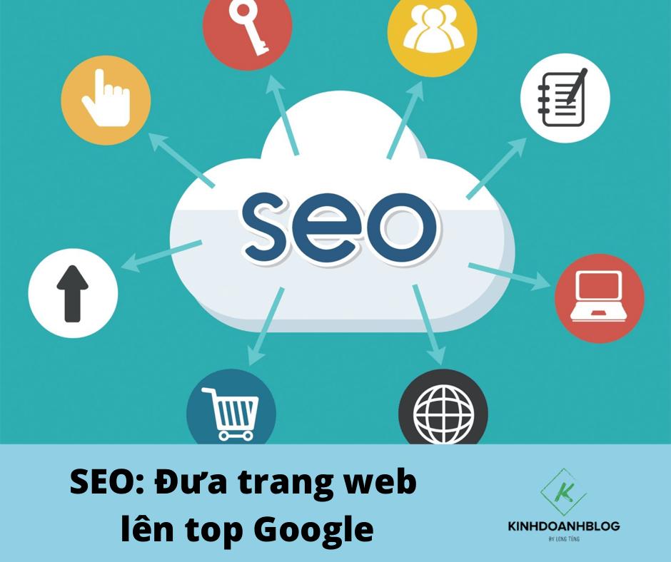 SEO- Đưa trang weblên top Google