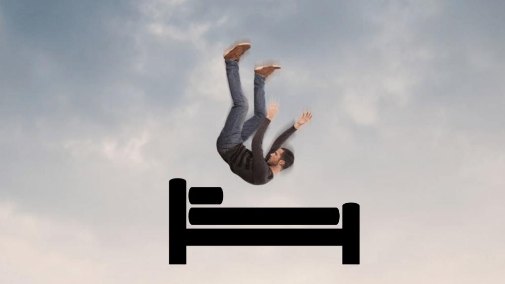 Nằm Trên Giường, Tôi Đã Thử Tất Cả Các Cách Mà Vẫn Không Hiệu Quả